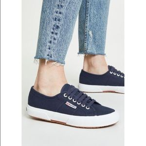Superga Cotu Classic Sneakers in Navy